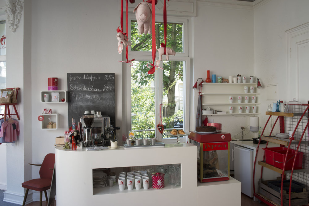 Apfelkind Café, Bonn, Germany
