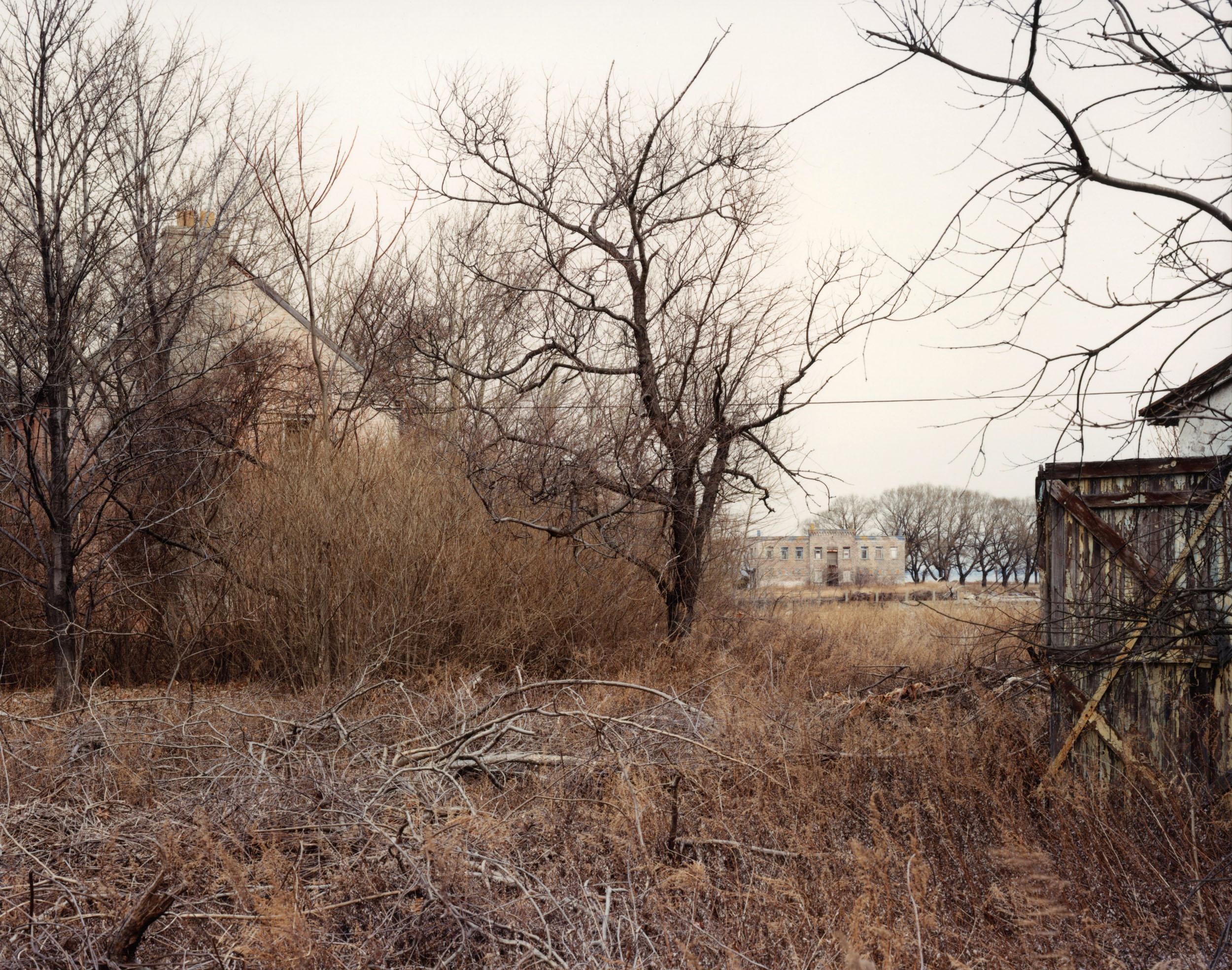 A Walk on the High Line — Joel Sternfeld
