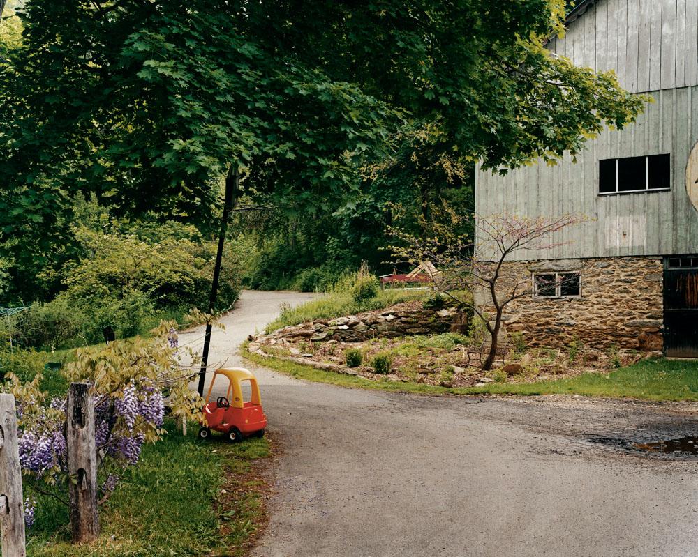 Heathcote Community, Freeland, Maryland, May 2005.