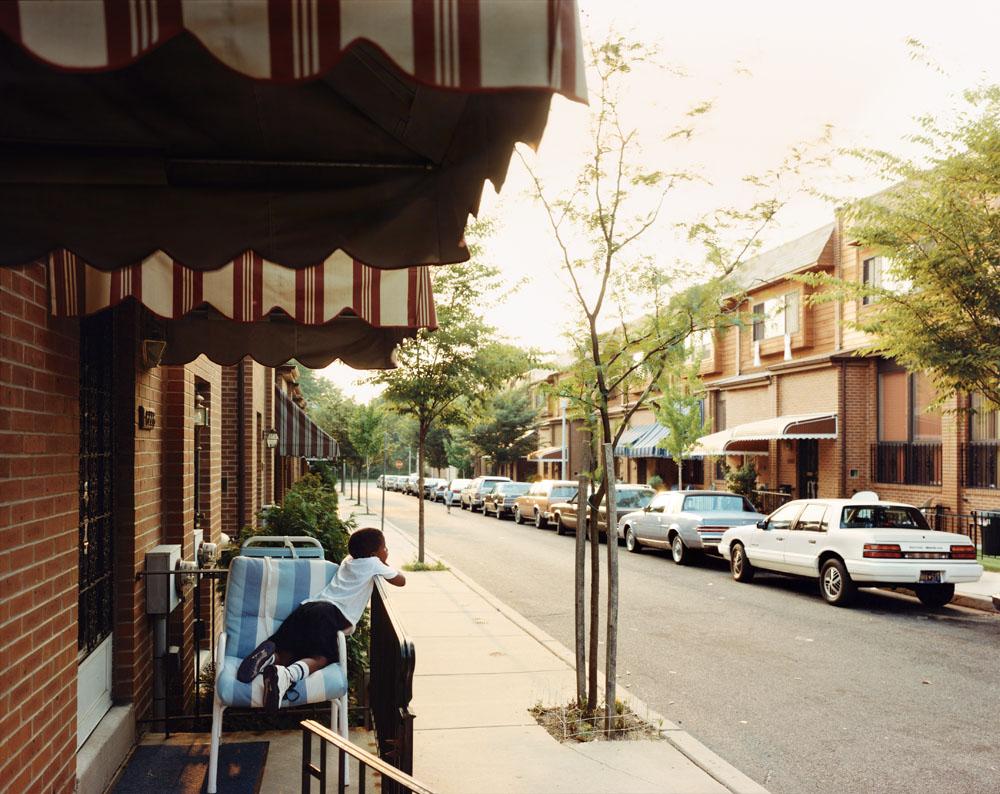 6200 Block of Osage Avenue, Philadelphia, Pennsylvania, July 1993.