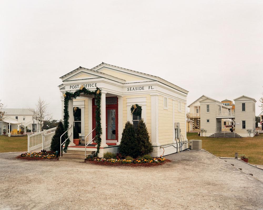 U.S. Post Office, Seaside, Florida, December 2004.