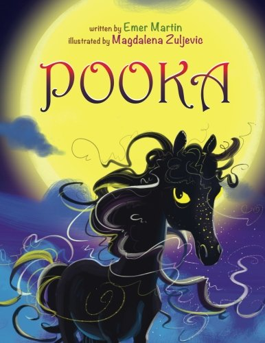 Pooka (c0ver) written by Emer Martin illustrated by Magdelena Zuljevic