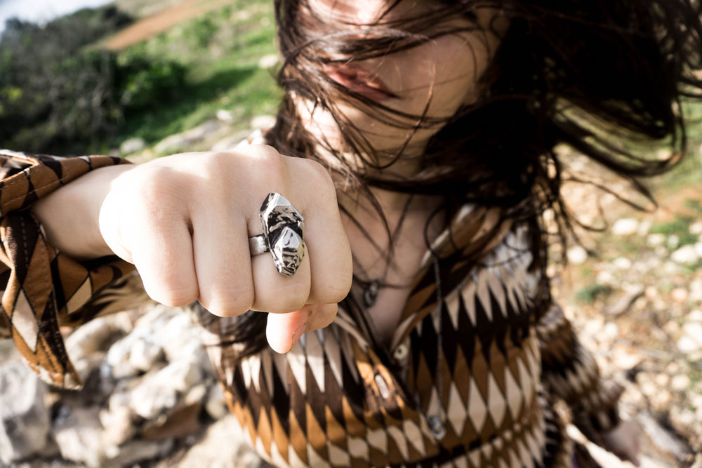 Fallondrin Fights Cancer smyckeskollektion