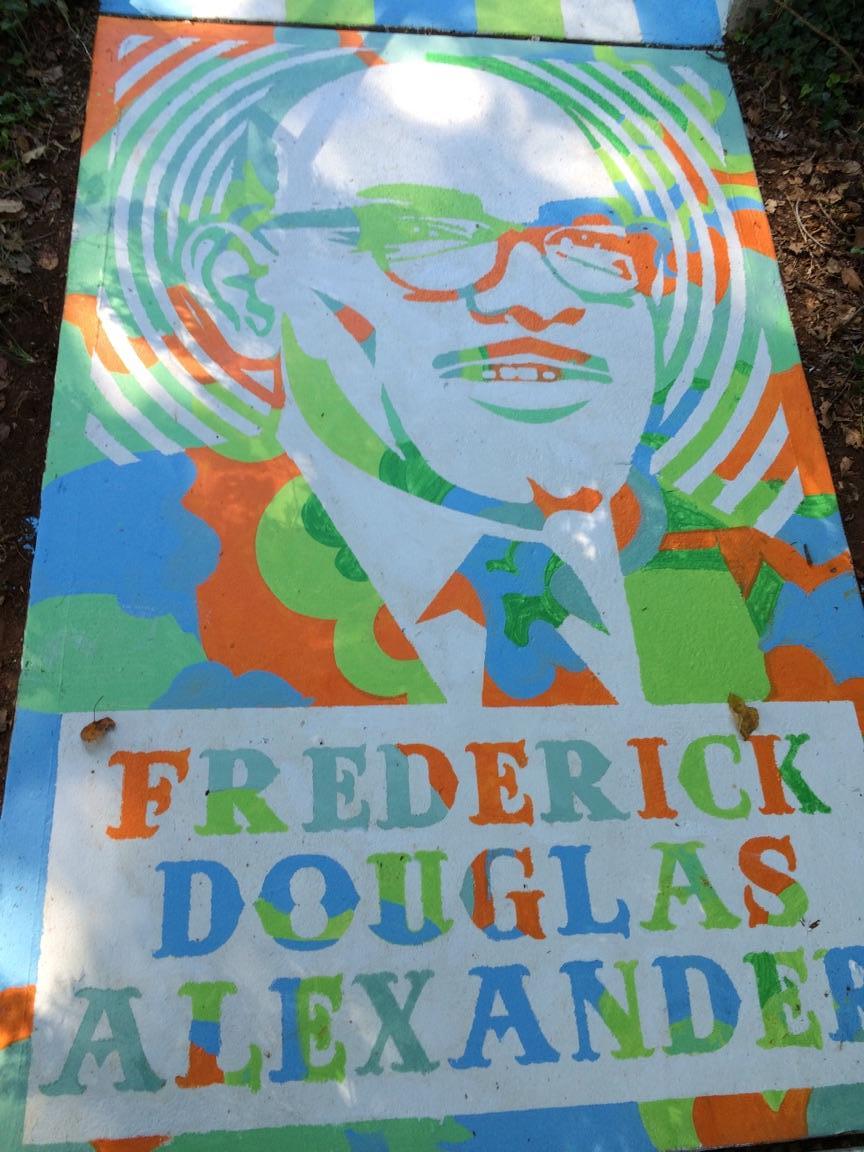 Frederick-douglas-alexander-Charlotte-nc-Anita-Stroud-park-mural-no-barrers-project-2016-julio-gonzalez-art-stair-mura.jpg