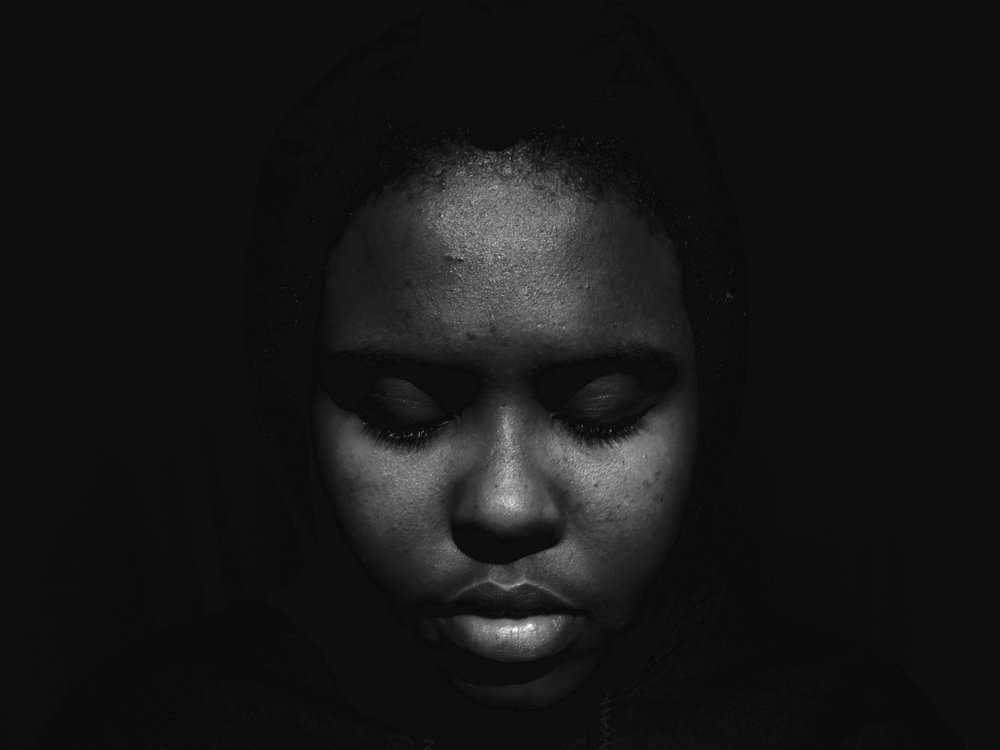 """This image is from a photography project called """"As I woman I am.."""" that I completed in Spring of 2017"""
