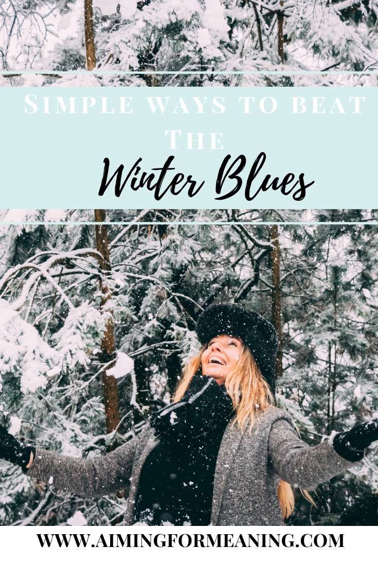 Simple Ways to Beat the Winter Blues