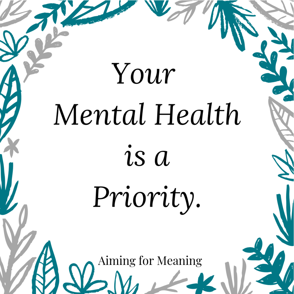 Making Every Day a Mental Health Day