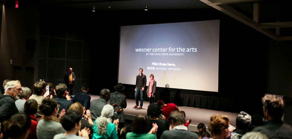 Preview screening at the Wexner Center for the Arts