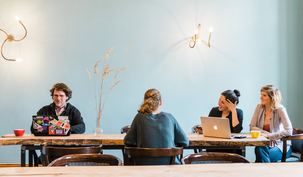 Coworking im Coconat Space