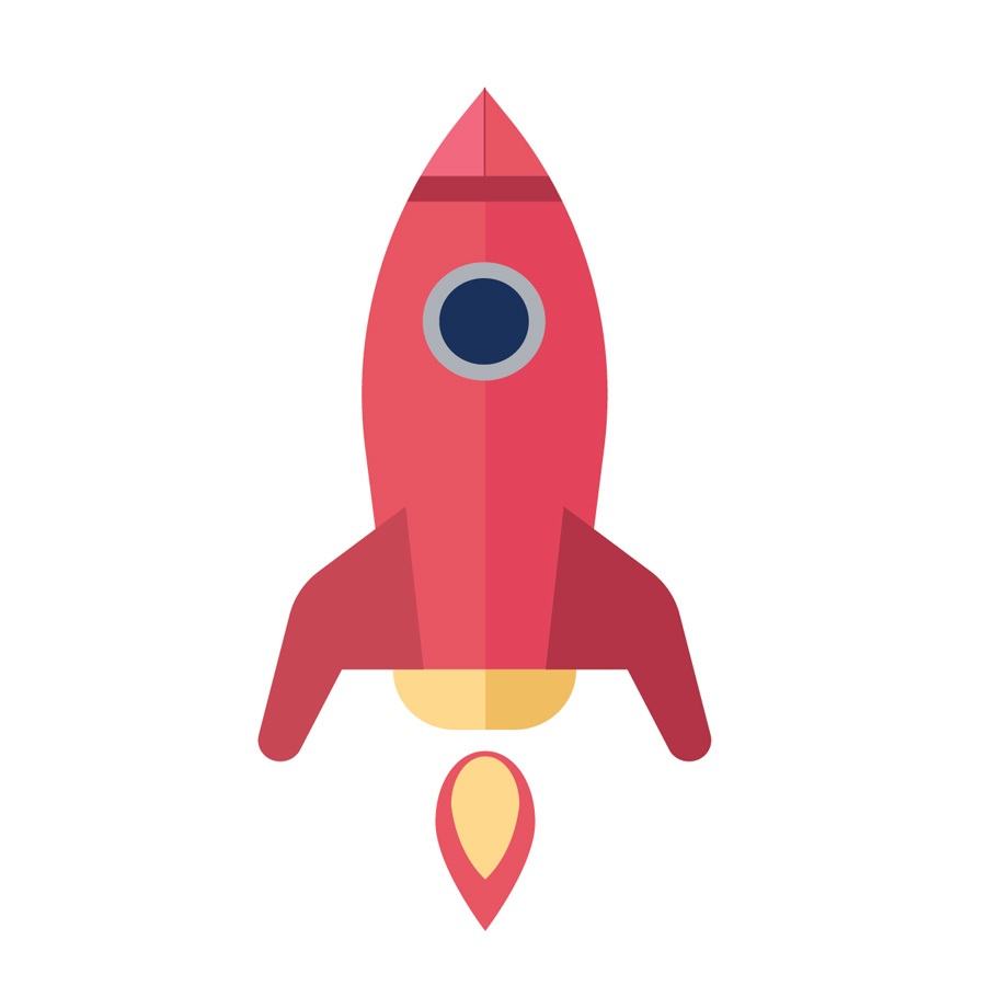 3. Blast off & Delivery - We hand over the keys to your new marketing machine and you decide where you want to go next.