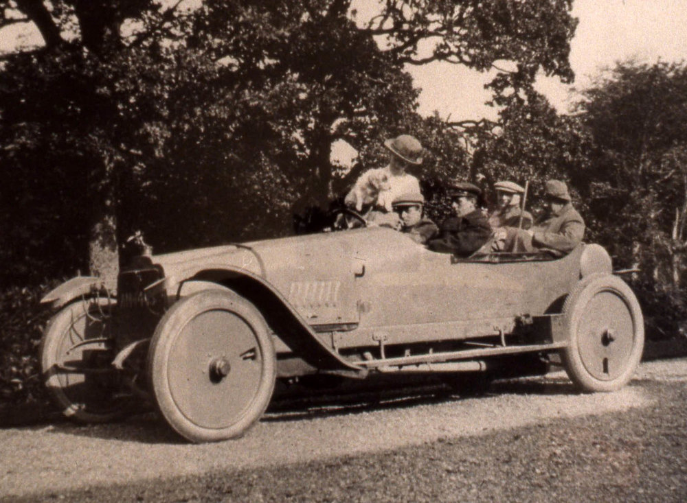 Eric Moulton Mors car.jpg