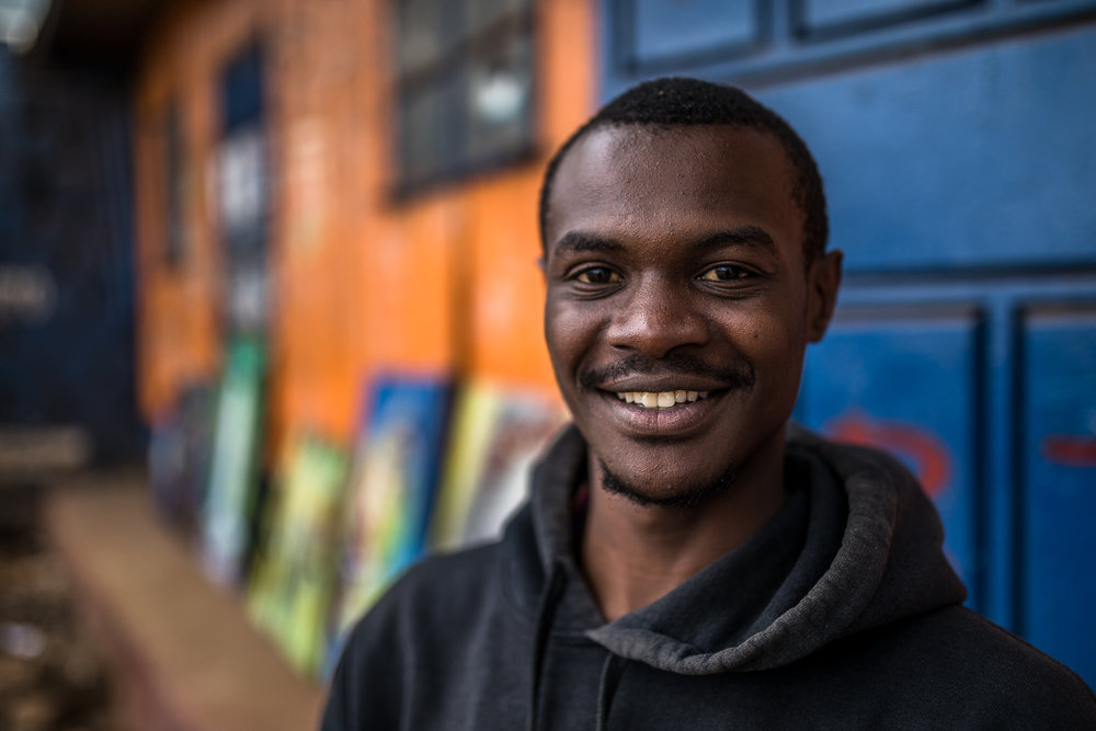 Frank Okoth -