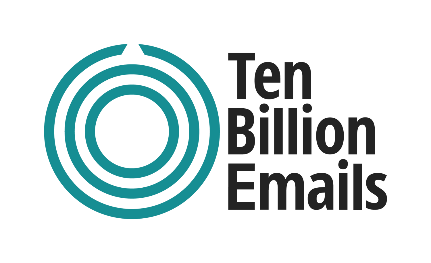 10 Billion Emails by Drew Price