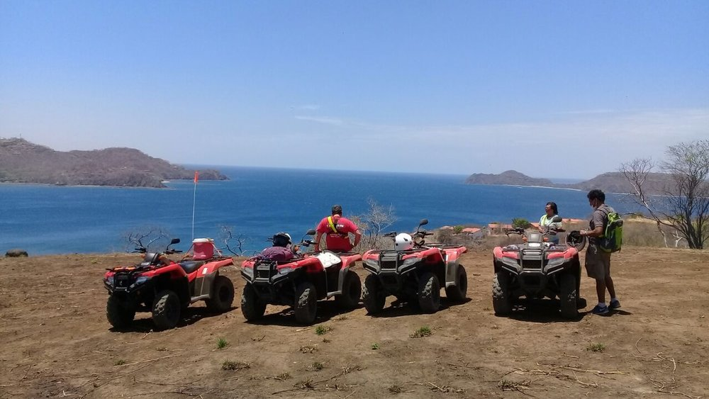 Four Wheelers ATV Tour