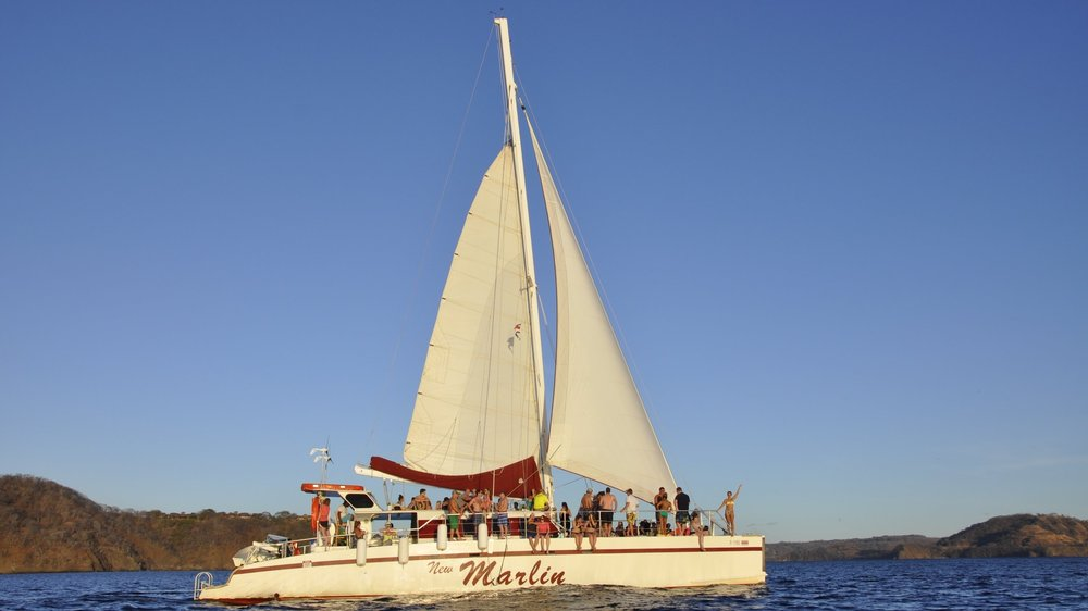 Marlin del Rey Catamaran
