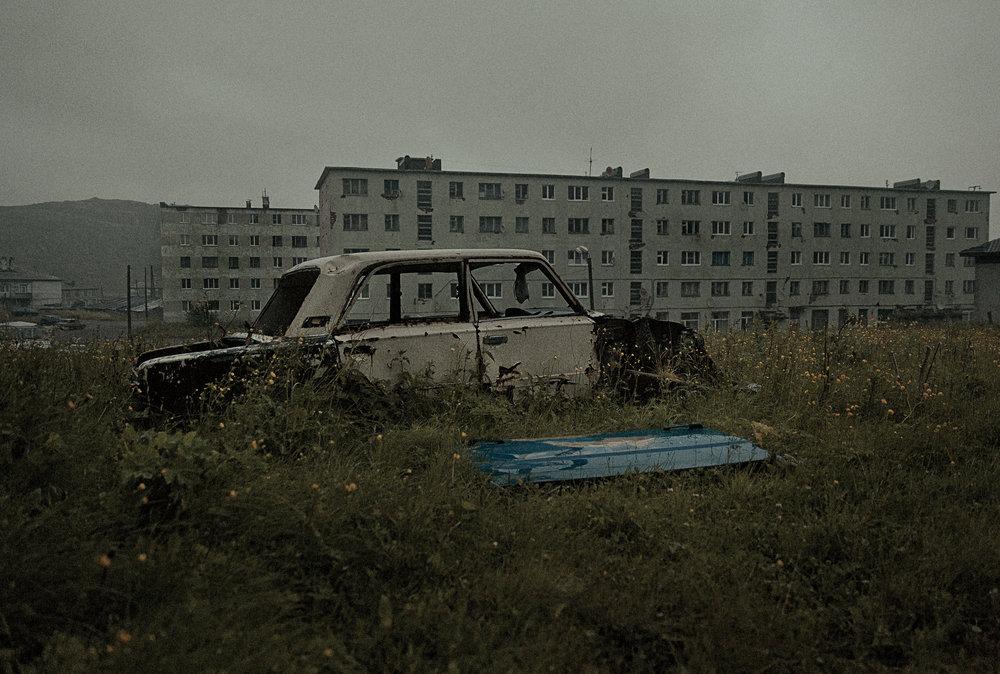 Ladeine, Russia