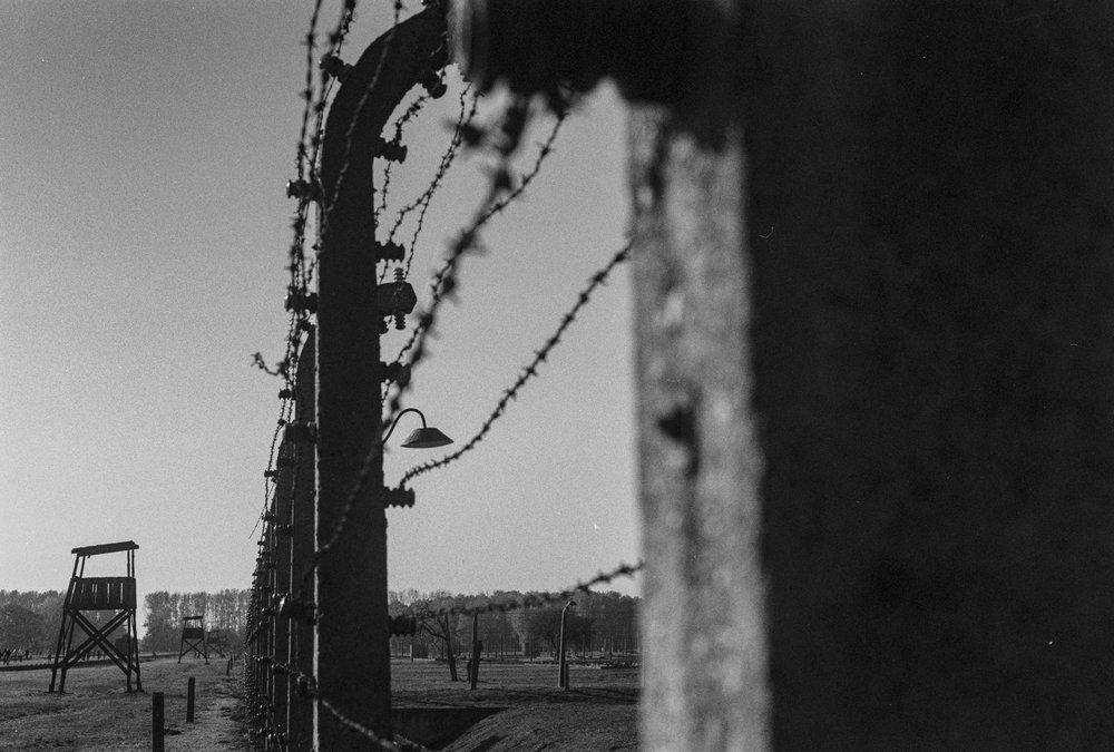 Auschwitz II Birkenau, Poland.