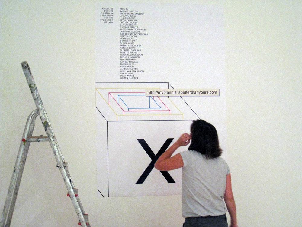 Xth Lyon Biennale