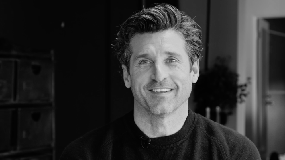 PATRICK DEMPSEY, EXECUTIVE PRODUCER - Patrick dempsey is an actor, director, producer and racing driver.