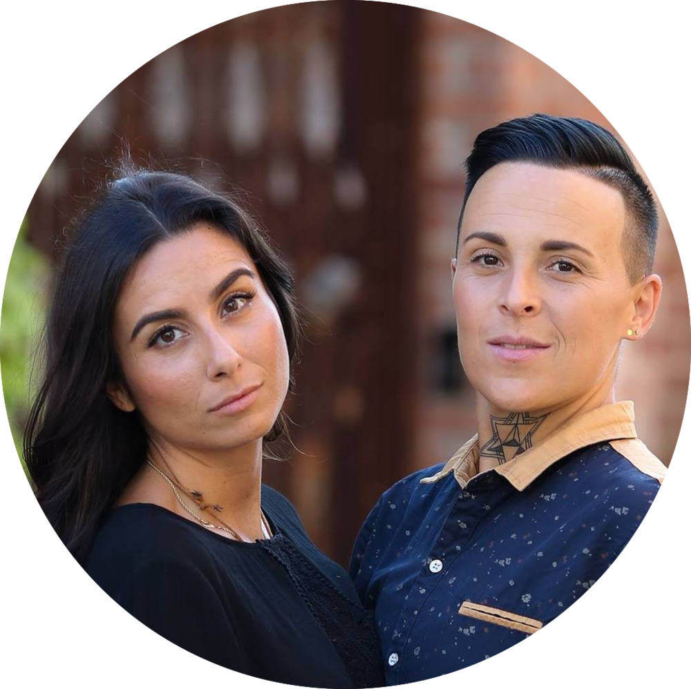 Dov and Nicole of Twin Flame Revolution