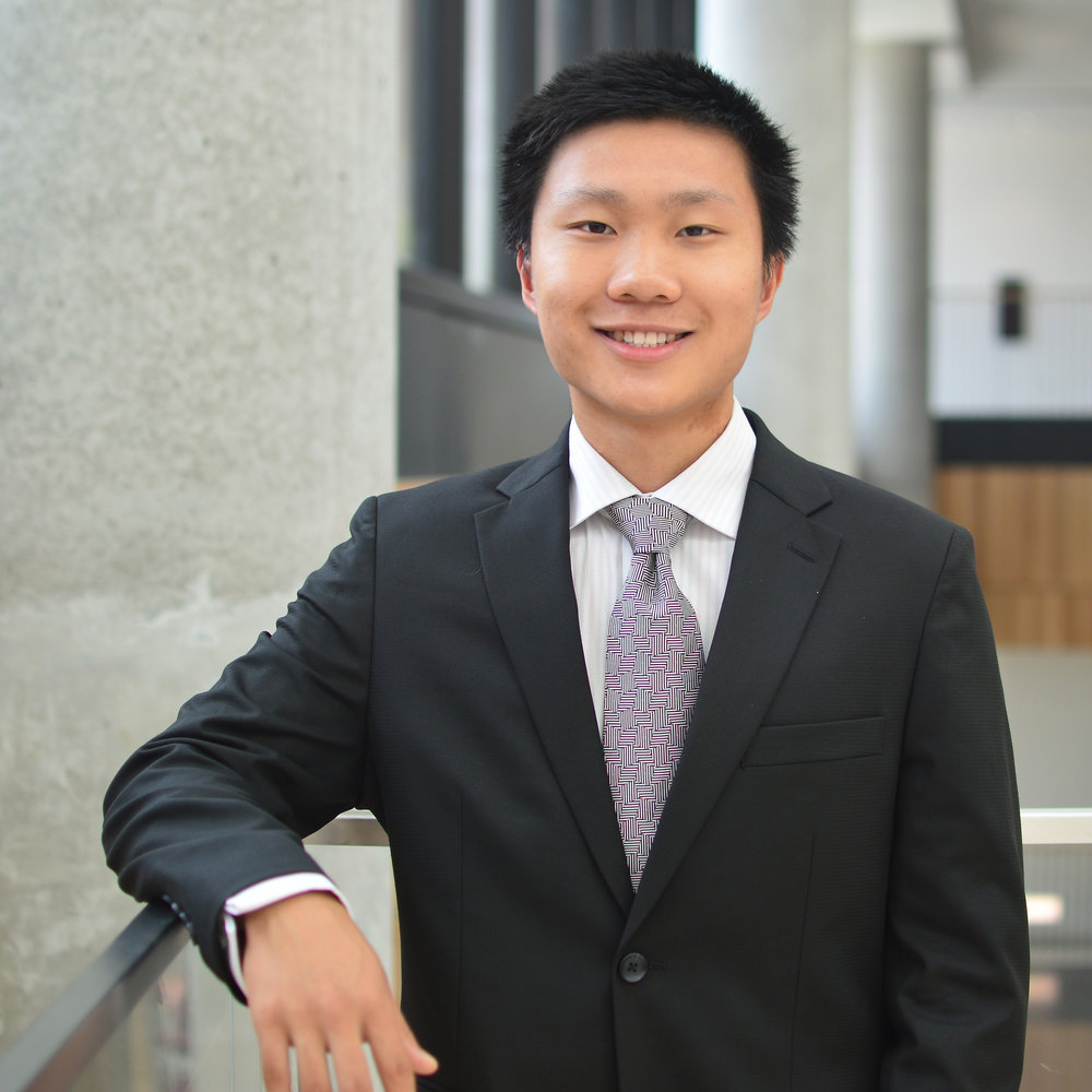Andrew Chang   Technology Chair Fairview, TX Computer Science Class of 2022  Andrew is a freshman studying Computer Science, seeking to explore applications of CS in the Business field. This past summer, he visited the scenic Banff National Park in Canada. Besides his chronic boba addiction, he enjoys playing basketball, shopping, and all things food--especially Gordon Ramsay.
