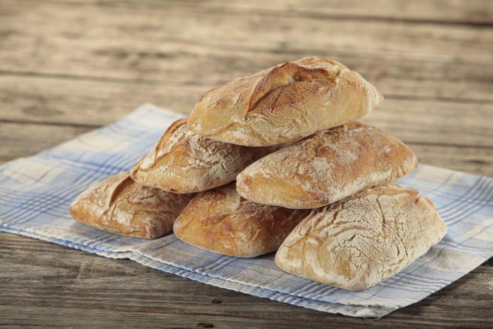 Spitiko CafeGreek pocket pitaorSofia's Ciabatta bread Menu $ 7,95 -
