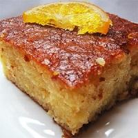 individual - Nefeli Orange Pie $ 4Orange jam,fresh juice,cream, syrup