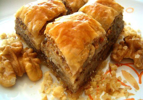 individual - Greek Baklava $ 4    Phillo Dough walnuts and syrop