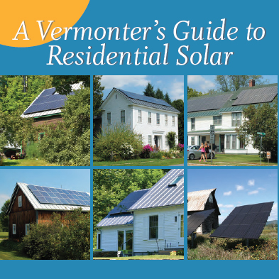 A Vermonter's Guide to Residential Solar