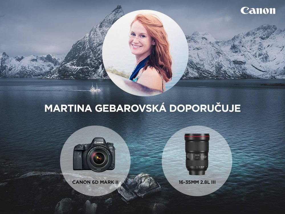 Martina Gebarovska Photography Canon