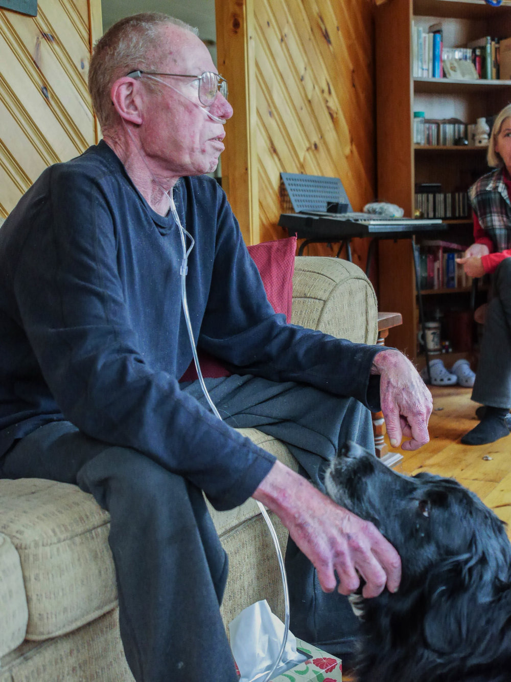 Living with COPD in rural Ontario - BRUCE & LYNNE'S STORY