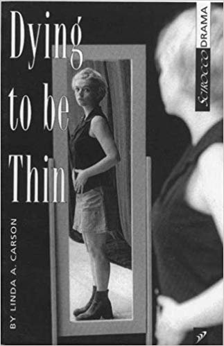 Linda Carson's novel on bulimia, based on her own experience with eating disorders. Print media source, for purchase see link for additional details.