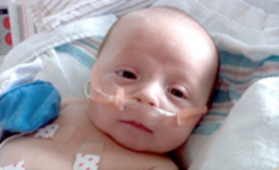 10-month-old Whooping Cough Survivor - Peyton & his experience with whooping cough at 6 weeks old, as told by his mom