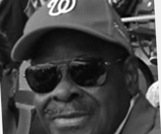 Robert Sees His First Baseball Game - Effective palliation of Robert's pain allows him to see his favourite team, the Washington Nationals, play live