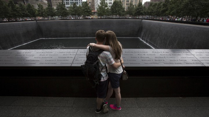 """""""Michael was not in New York on September 11, 2001. But for years afterwards, when an elevator opened at work, he would imagine people on fire rushing out, their screams filling the lobby.""""   A clinical psychologist from Lower Manhattan developed secondary/acquired trauma as he treated hundreds of patients with PTSD in the aftermath of September 11th."""
