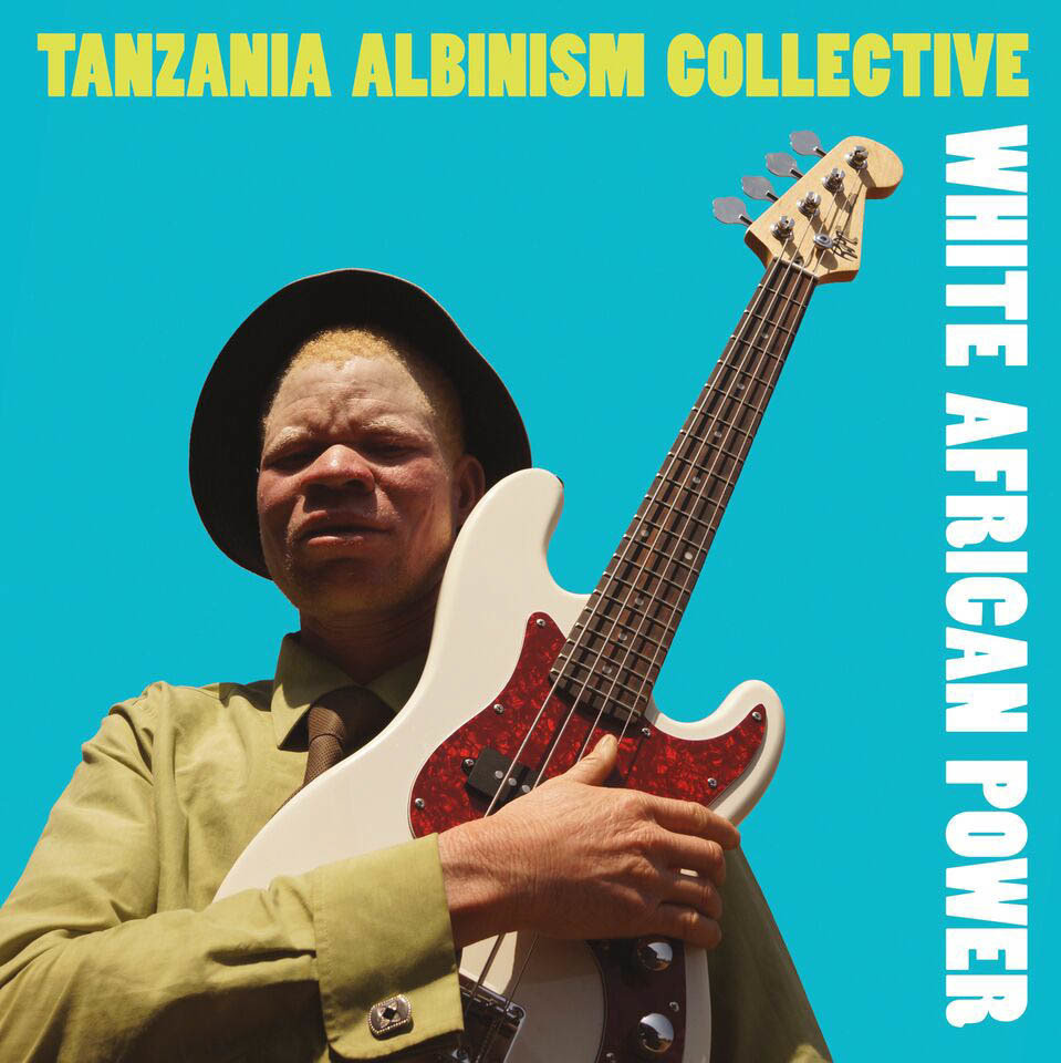 hunted and hated, people with albinism speak out - and sing out - The Tanzanian Albinism Collective come together for protection and to express themselves through music