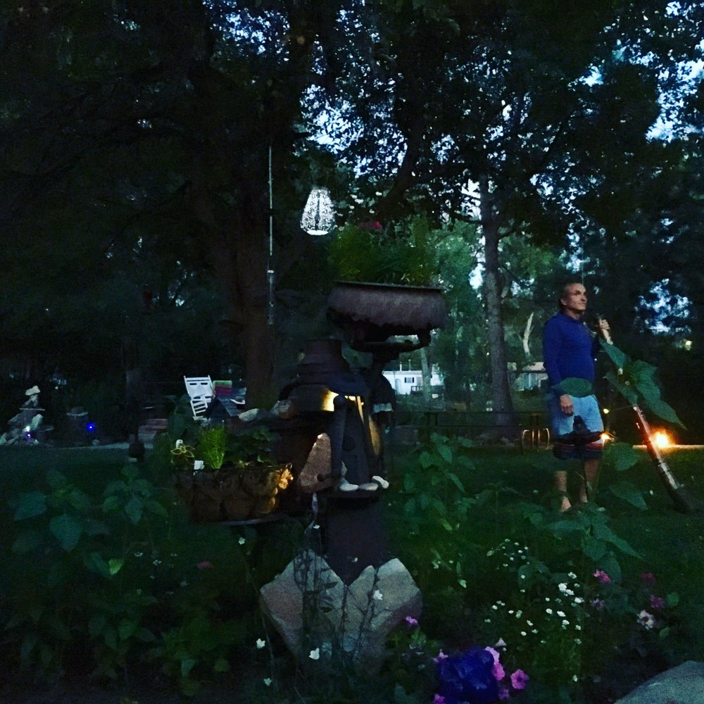 Magical Gardens & Sacred Sounds