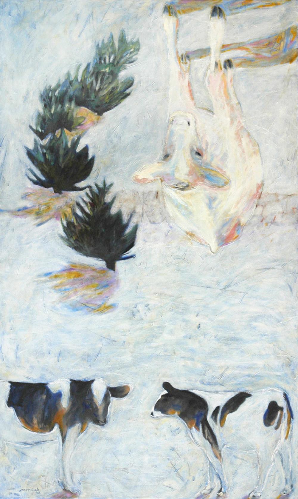UNTITLED (COWS)