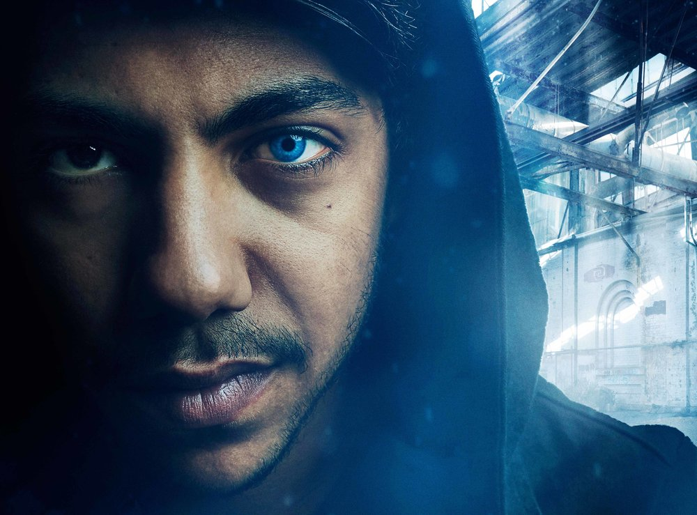 CLEVERMAN - Based on an original concept by Ryan GriffenDirected by Wayne Blair & Leah Purcell