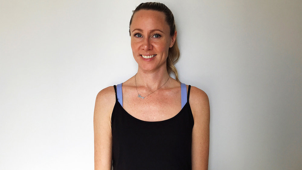 Caitlin, instructor | The Yoga Garage Perth