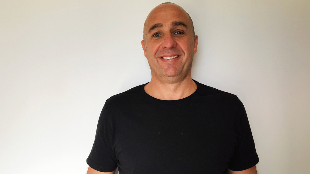 Stuart Wright, Director | The Yoga Garage Perth