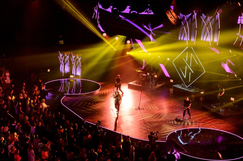 2018 K-Love Fan Awards @ The Grand Ole Opry — Stan Dunlap Photography