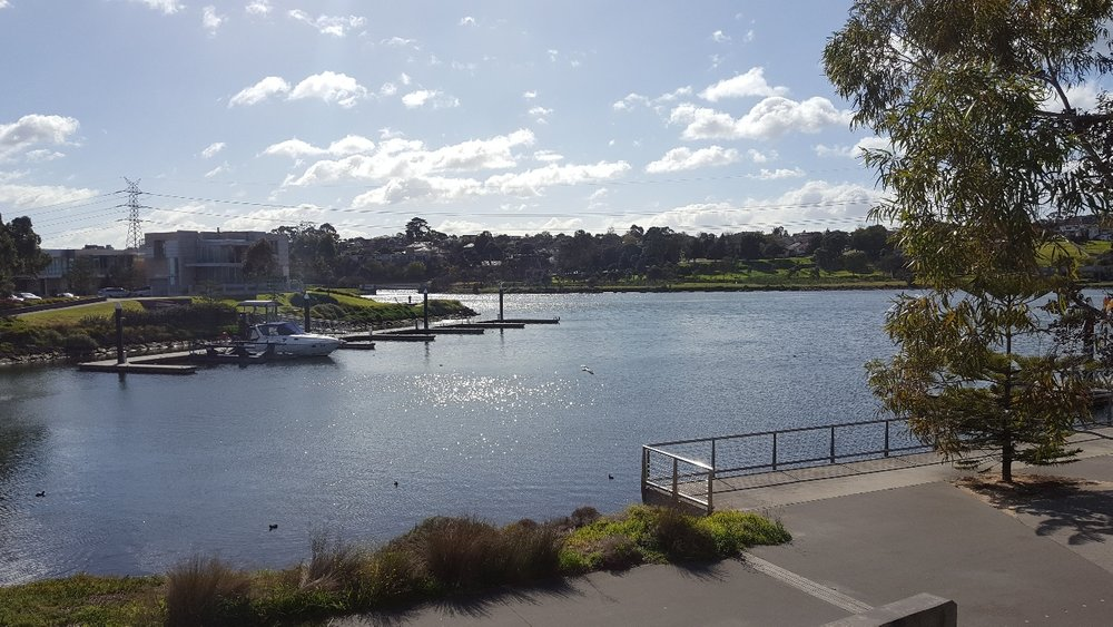 The Mighty Maribyrnong.