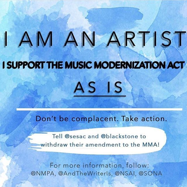 @sesac @blackstone Do the right thing for artist.