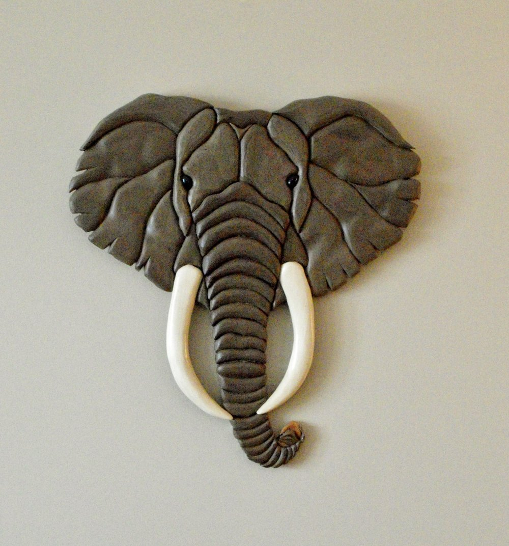 Elephant Head - Bill Dopson.JPG