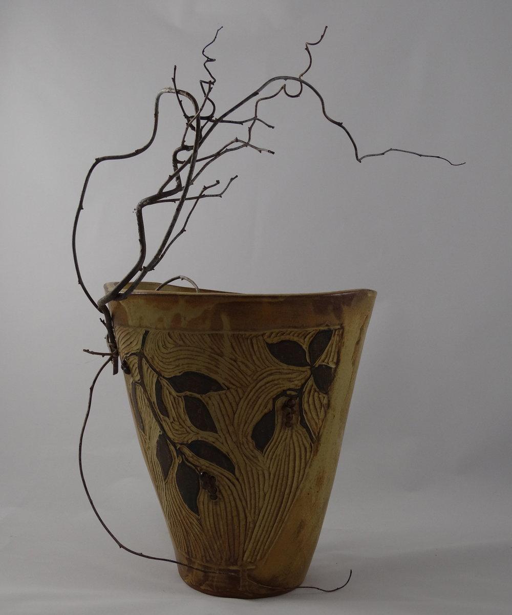 earth & vine vase - Janet McDougall.JPG