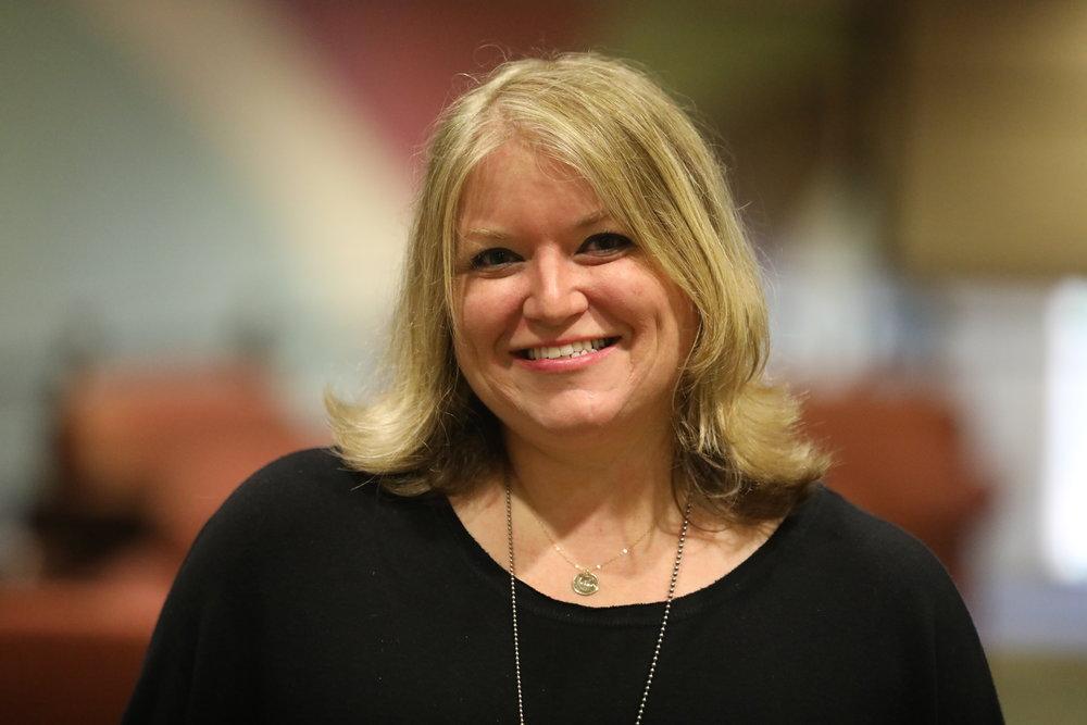 Jen Gash - Board Member