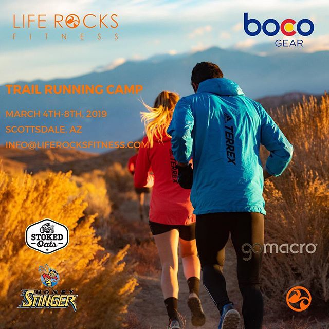 Happy Campers!😀🍊🏃‍♂️🌵 Finding it a bit challenging to get your miles in this winter? Why not join us for a trail running camp in sunny Arizona. Not only will you get a boost in fitness, but you'll have a ton of fun in the process. There is nothing quite like a Life Rocks Fitness Camp to catapult your your motivation. The mileage will prepare you for your early season races and the inspiration will carry you even further.  Learn more about the sport you love with information sessions led by leading specialists in the field. Who wouldn't benefit from a week full of running bliss? Shoot us a note to inquire; info@liferocksfitness.com  #running #trailrunning #runningcamp #rockon #lovetorun #rockonathleticbalm #soarnotsore #veganfitness #goexplore #livefit #liveorange #findyourpassion #happytrails #gowild #itsallgood #liferocks #liferocksfitness #instarunner #instarunning #instatrail
