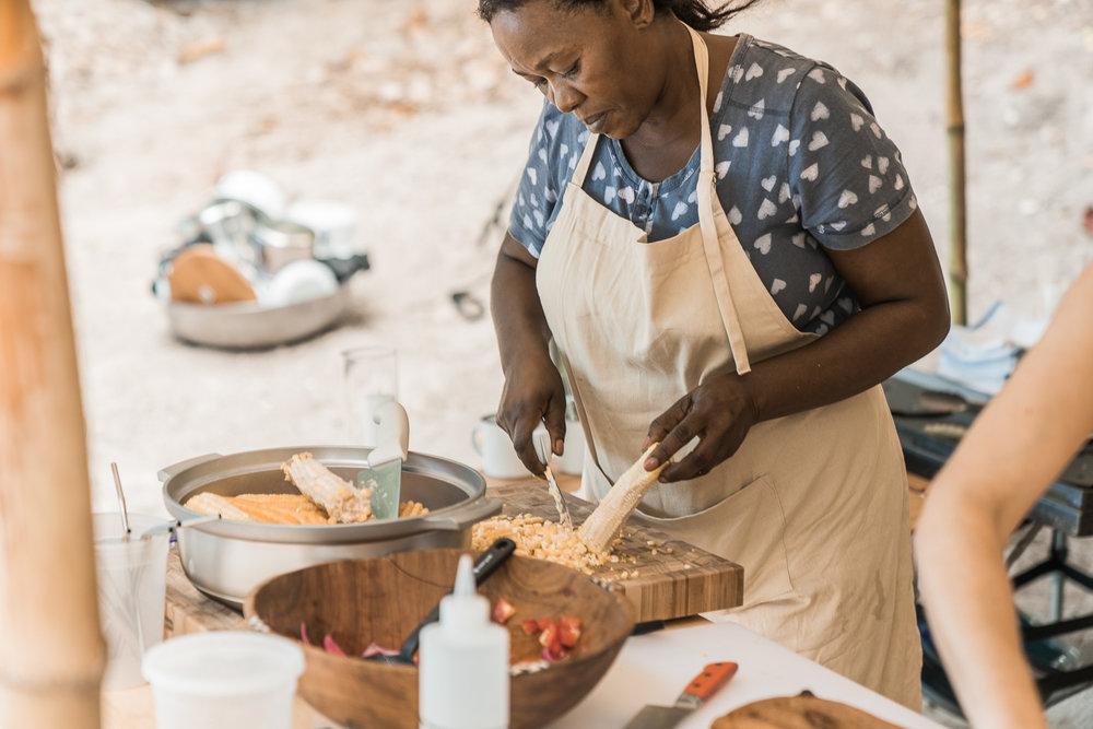 Kin Travel Haitian Breakfast