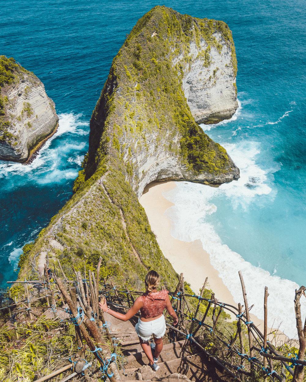 Bali Nusa Penida Kelingling Beach